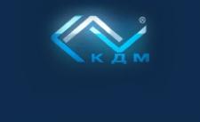 Логотип компании КДМ